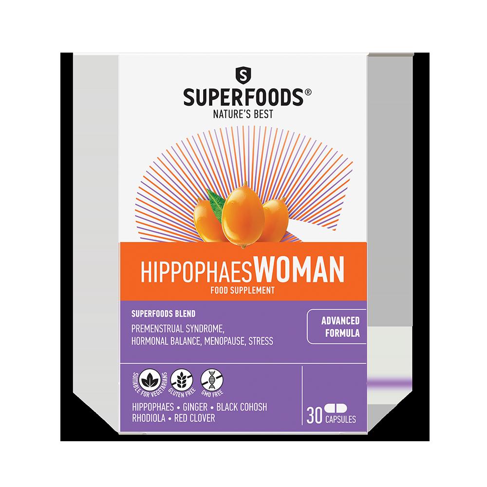 Hippophaes WOMAN